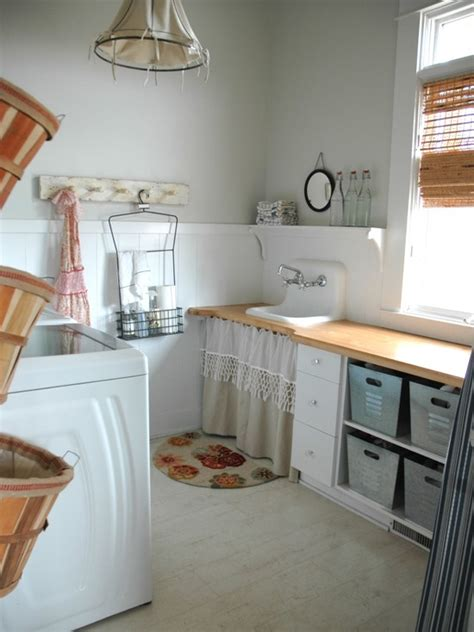 Creative Laundry Room Ideas Rustic Crafts Chic Decor Vintage Laundry Room Decorating Ideas