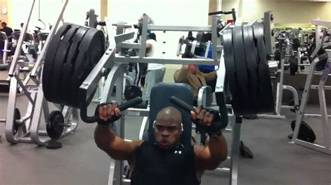 hammer strength incline bench press hammer strength incline chest press youtube