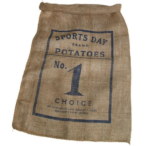 Posh Interiors sports day potato sack race set by posh totty designs