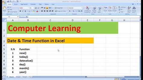 quickbooks tutorial urdu how to make salary sheet in excel in hindi ms excel 2007