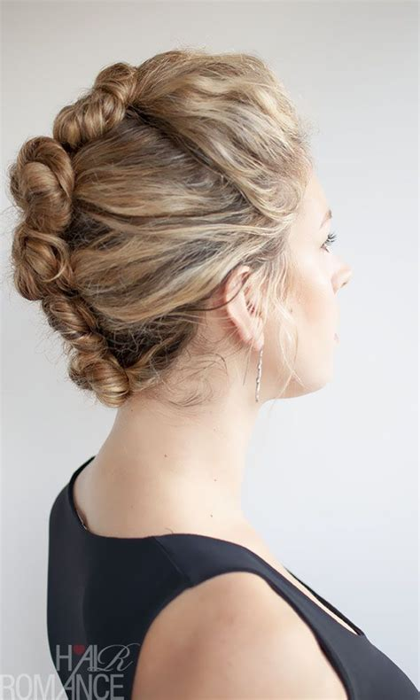 hairstyles french roll download 17 best images about hair on pinterest easy hairstyles