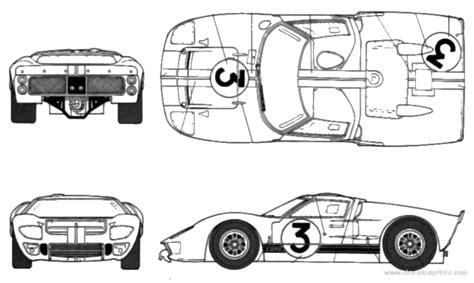 the blueprints com blueprints gt cars gt racing classics gt era type b the blueprints com blueprints gt cars gt ford gt ford gt40