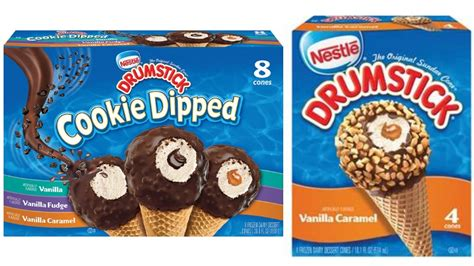 Nestle Coupon   $1/1 Nestle Drumstick or Frozen