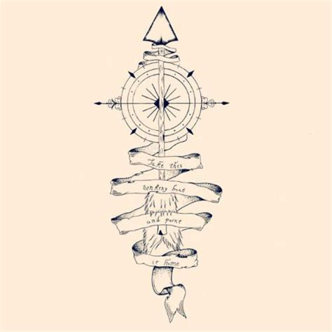 compass tattoo take me home 1000 ideas about arrow compass tattoo on pinterest