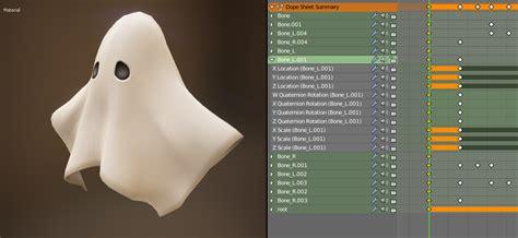 blender tutorial series tutorial series creating a ghost game asset in blender