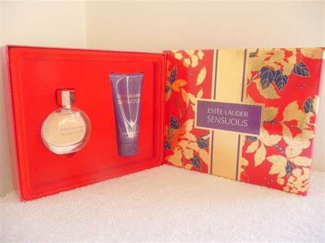 estee lauder sensuous gift set nib estee lauder sensuous 2 piece women s perfume boxed