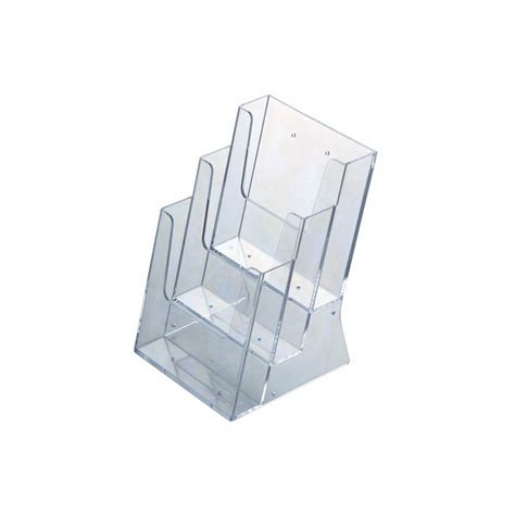 Outdoor Home Design Online by Acrylic Brochure Holder Multi Pocket Discount Displays