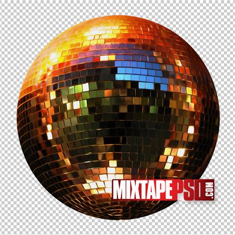 free hd disco ball template 3 mixtapepsd com