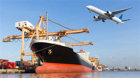 international sea air cargo freight forwarding services