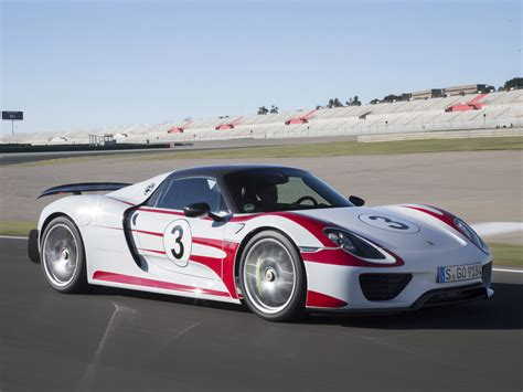 porsche 918 racing 2014 porsche 918 spyder weissach race racing supercar db