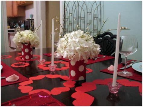 romantic valentines day table decoration ideas amazing romantic table centerpiece decorating ideas for