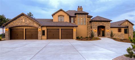 houses colorado colorado springs custom homes