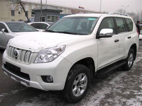 land cruiser prado car used 2012 toyota land cruiser prado photos 2700cc