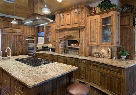 Kitchen With Pizza Oven by I Would Change The Counter Tops And Cabinets But I