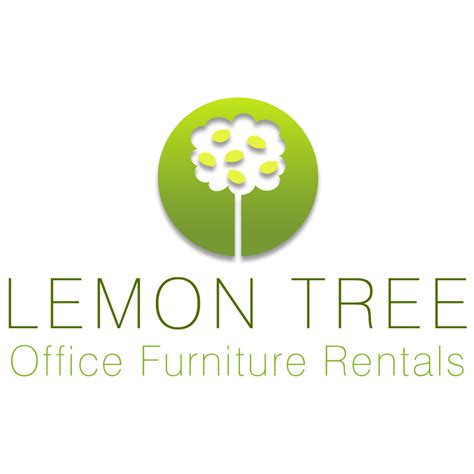 lemon tree office furniture hire new logo and corporate