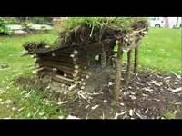 Construire Une Cabane En Fuste Miniature  YouTube