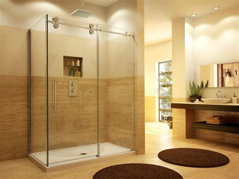 2 Shower Enclosures 2 Sided Shower Enclosure
