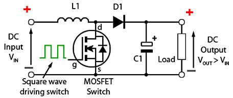 Buck Boost Circuit Diagram
