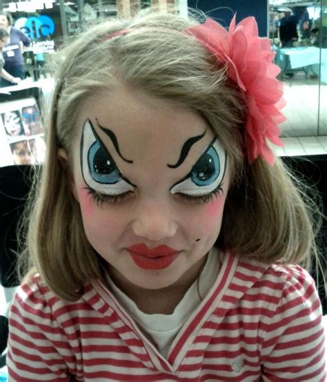 Make Up Ls by 25 Best Ideas About Scary Paint On