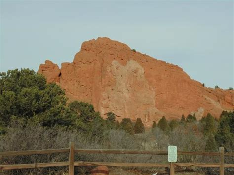 Garden Of The Gods Vacation Rentals Perkins Central Garden Trail Camels Picture Of