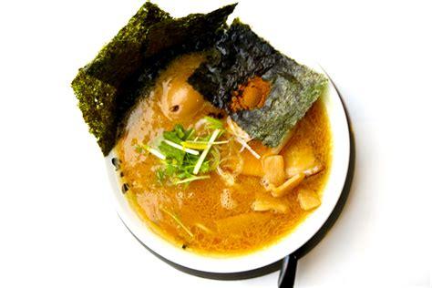 Ramen Nagoya menya rich nagoya style ramen and tsukemen at boat quay danielfooddiary