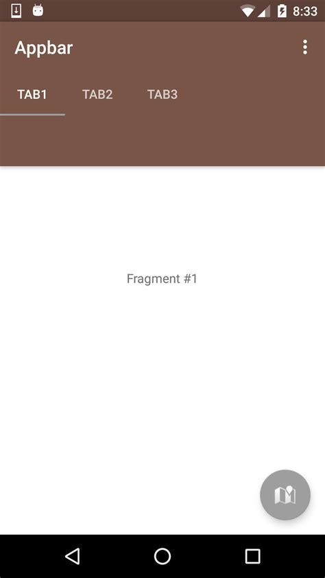 layout in bottom android android align tablayout to bottom of appbarlayout