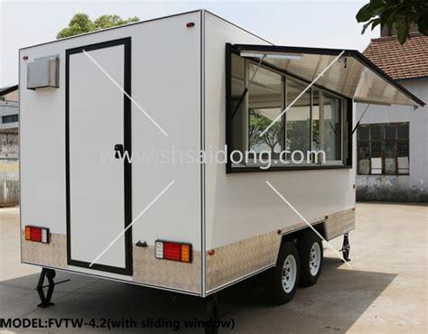 food truck window design sliding window mobile food truck ice cream truck snack