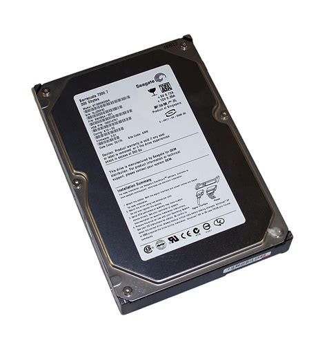 Hardisk 200gb Seagate St3200822as Barracuda 7200 7 200gb Sata 3 5 Quot Disk Drive Ebay
