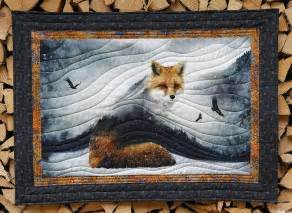 Quilted Fox by 25 Unique Fox Quilt Ideas On Elizabeth