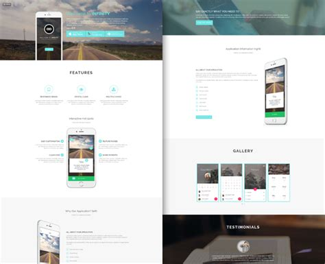 Black White Label Bootstrap Website Template Gridgum White Label Website Templates