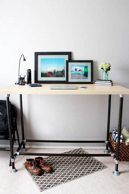 Just Stand Desk by 1000 Images About Standing Desks On Pipes