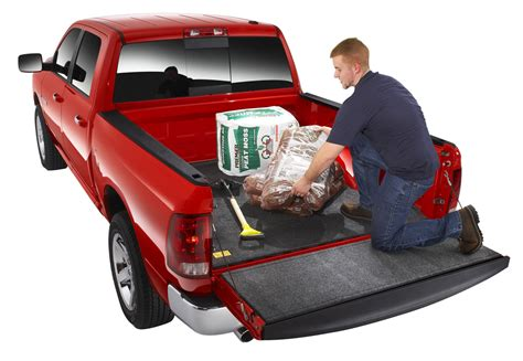 Truck Bed Rug Review by Bed Rug Bmt02sbs Truck Bed Mat W O Drop In Liner Ebay