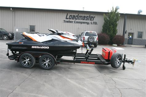 personal water craft pwc jet ski trailers autos post - Sea Doo Boat Trailer Tires