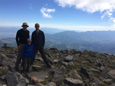 14ers trip report mt ouray the devils armchair