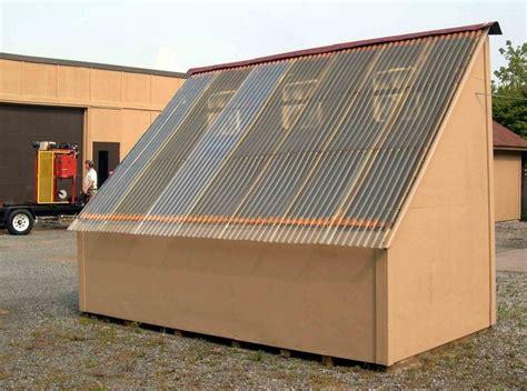 drying lumber   solar kiln sustainable biomaterials