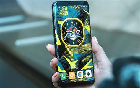 gambar keren xtc wallpaper jam keren android