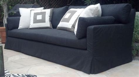 custom slipcovers for sofas custom outdoor slipcover sofa by heaven custommade