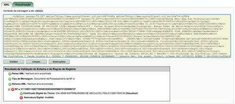 layout arquivo xml nfe 2 0 sped planet xml de nf e baixado do portal nacional vale