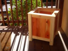 diy build your own planter box forustobe