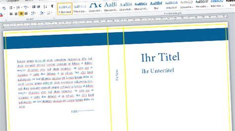 Word Vorlage Buch Layoutvorlagen Wissenschaftliche Texte