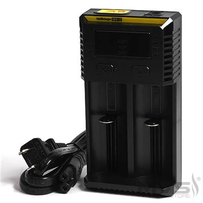 nitecore charger i2 nitecore intellicharger new i2 battery charger