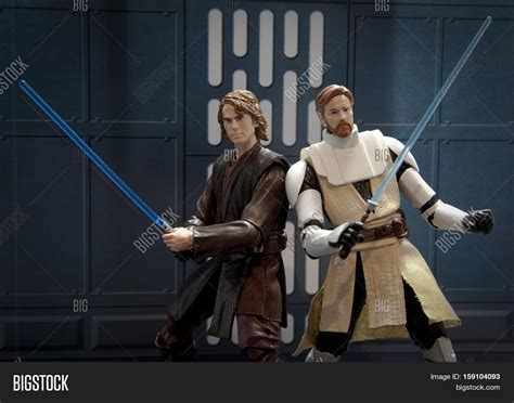 Ori Hasbro Black Series Wars Obi Wan Kenobi Exclusive Sdcc 2016 wars hasbro black series 6 image photo bigstock