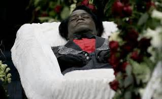 Brown s body was said to have been embalmed following his death and