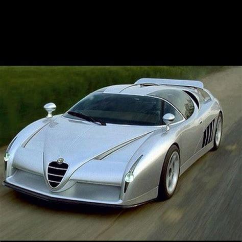 Alfa Romeo Scighera by Alfa Romeo Scighera Concept Italdesign 1997