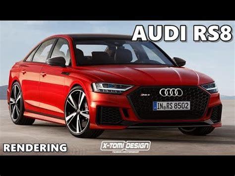 2019 Audi S8 by 2019 Audi S8 Audi Rs8 Audi A8 Avant Renderings