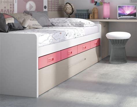 somier con cama abajo camas compactas con cama nido compacta con cama nido y