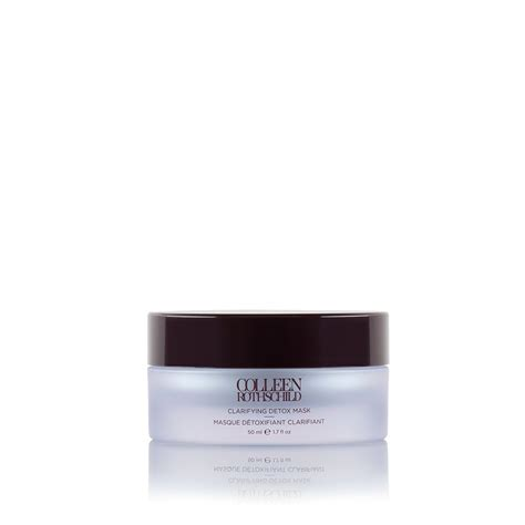 Nevo Detox Clarifying Shoo Ingredients by Clarifying Detox Mask Colleen Rothschild Skincare