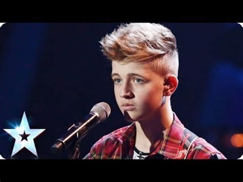 14 year old songwriter bailey 14 year old songwriter bailey mcconnell impresses with his