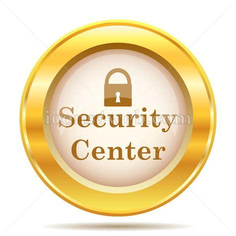 security center golden button