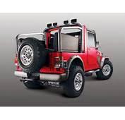 Mahindra Thar Adventure Soft Top Company Customization Model Gallery